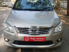 Toyota Innova 2.5 GX (Diesel) 8 Seater BS IV by owner