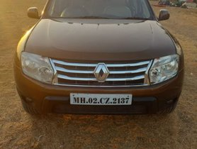 Renault Duster 85PS Diesel RxL Optional 2013 for sale
