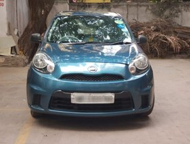 Used Nissan Micra Active car 2015 for sale at low price