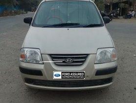Used Hyundai Santro Xing car 2007 for sale at low price