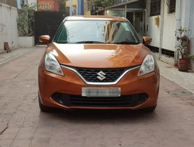 Maruti Baleno 1.2 Delta 2015 for sale