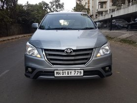 Toyota Innova 2.5 GX (Diesel) 8 Seater BS IV 2015 for sale