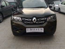Used Renault Kwid 2016 car at low price
