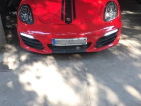 Used Porsche Boxster S tiptronic 2014 for sale