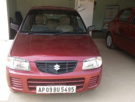Good as new Maruti Suzuki Alto 2009 for sale