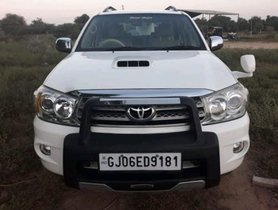 Toyota Fortuner 3.0 Diesel 2011 for sale