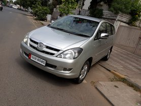 Toyota Innova 2.5 V Diesel 8-seater 2008 for sale