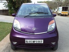 Used Tata Nano car 2014 for sale at low price