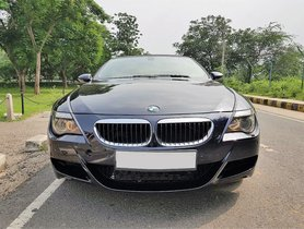 BMW M Series M6 Convertible 2010 for sale