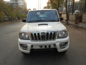 Mahindra Scorpio VLX 4WD AIRBAG AT BSIV 2013 for sale