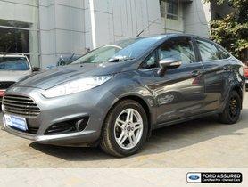 Ford Fiesta 1.5 TDCi Titanium 2015 for sale