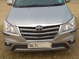 Used Toyota Innova 2.5 Z Diesel 7 Seater BS IV 2015 for sale