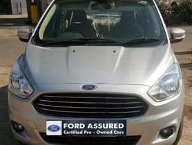 Used Ford Aspire car 2017 for saleat low price