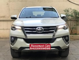 Toyota Fortuner 4x2 Manual 2017 for sale
