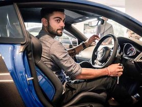 Check Out The Impressive Car Collection Of Virat Kohli