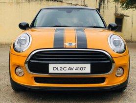 Mini Cooper D 2016 for sale