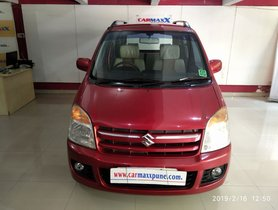 Used Maruti Suzuki Wagon R VXI 2009 for sale