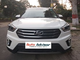 Used Hyundai Creta 1.6 SX Option 2016 for sale