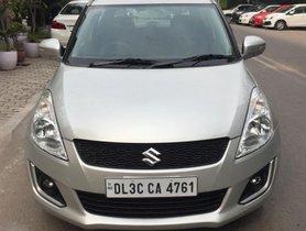 Used Maruti Suzuki Swift VXI 2015 for sale