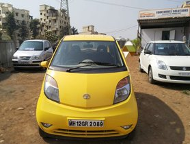 Used Tata Nano car 2011 for sale at low price