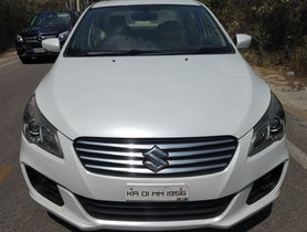Used Maruti Suzuki Ciaz 2015 car at low price
