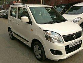 Used Maruti Suzuki Wagon R AMT VXI 2015 for sale