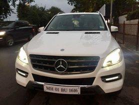 Mercedes Benz M Class 2014 for sale