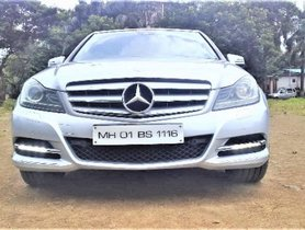 Mercedes Benz C Class C 220 CDI Avantgarde 2014 for sale