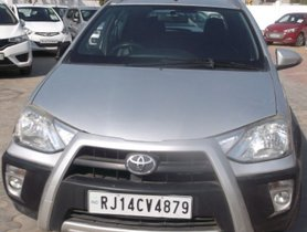 Toyota Etios Cross 1.2L G 2014 for sale