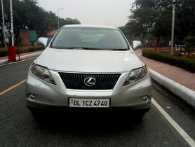 2011 Lexus RX for sale at low price