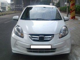 Used Honda Amaze 2015 car at low price