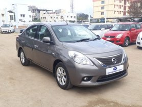 Used Nissan Sunny 2011-2014 Diesel XV 2014 for sale
