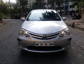 Used Toyota Etios Liva car 2012 for sale at low price