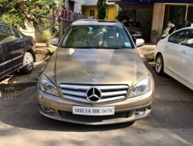 Used 2009 Mercedes Benz C Class for sale