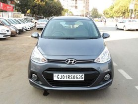 Hyundai Grand i10 CRDi Sportz 2016 for sale