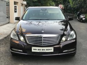 2019 Mercedes Benz E Class for sale at low price