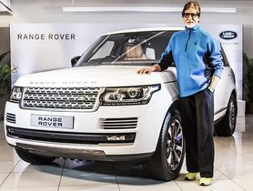 Amitabh Bachchan's Mouth-watering Garage of Luxury Cars