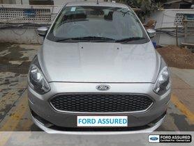 Ford Aspire Titanium 2016 for sale