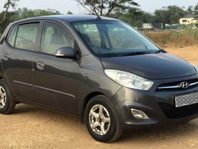 Used Hyundai i10 Sportz AT 2011 for sale