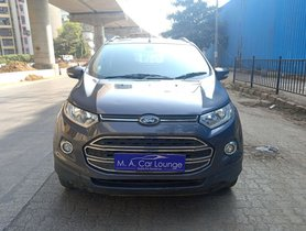 Used Ford EcoSport 1.5 DV5 MT Titanium Optional 2016 for sale