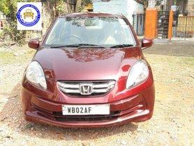 Honda Amaze S i-Vtech 2014 for sale
