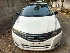 Used Honda City i-VTEC CVT V 2010 for sale