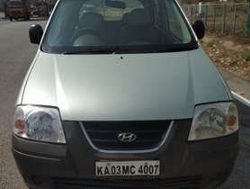 Used Hyundai Santro Xing GL CNG 2004 for sale