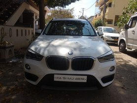 Used BMW X1 sDrive 20d M Sport 2016 for sale
