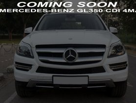Mercedes Benz GL-Class 350 CDI Blue Efficiency 2015 for sale