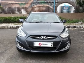 Hyundai Verna 1.6 SX VTVT 2013 for sale