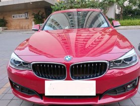 2016 BMW 3 Series GT for sale