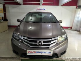 Honda City 1.5 S MT 2012 for sale