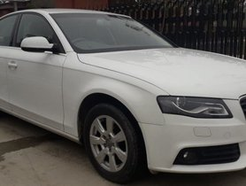 Audi A4 2.0 TDI 2012 for sale
