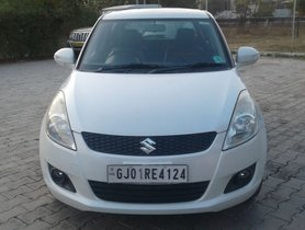 Used Maruti Suzuki Swift 2014 car at low price